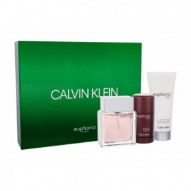 Calvin Klein Euphoria Men Woda toaletowa 100ml zestaw upominkowy