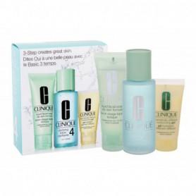 Clinique 3-Step Skin Care 4 Toniki 100ml zestaw upominkowy