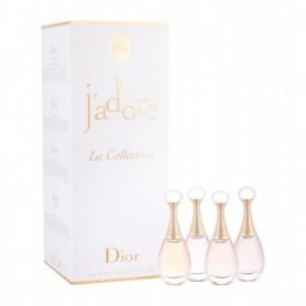 Christian Dior Mini Set 4 Woda perfumowana 4x5ml zestaw upominkowy