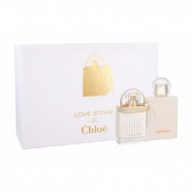 Chloe Love Story Woda perfumowana 50ml zestaw upominkowy