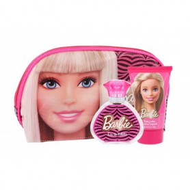 Barbie Barbie Woda toaletowa 50ml zestaw upominkowy