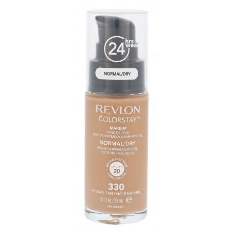 Revlon Colorstay Normal Dry Skin Podkład 30ml 330 Natural Tan