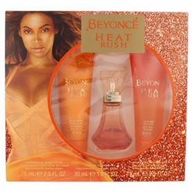 Beyonce Heat Rush Woda toaletowa 30ml zestaw upominkowy