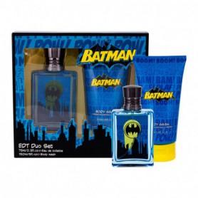 DC Comics Batman Woda toaletowa 75ml zestaw upominkowy
