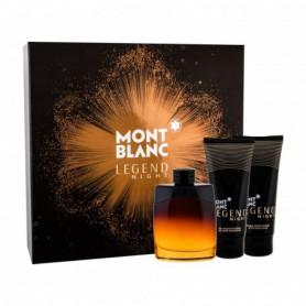 Montblanc Legend Night Woda perfumowana 100ml zestaw upominkowy