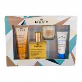 NUXE Huile Prodigieuse Multi Purpose Dry Oil Face, Body, Hair Olejek do ciała 100ml zestaw upominkowy
