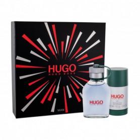 HUGO BOSS Hugo Man Woda toaletowa 75ml zestaw upominkowy