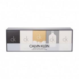 Calvin Klein Travel Collection Woda toaletowa 5x10ml zestaw upominkowy