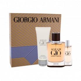 Giorgio Armani Acqua di Gio Absolu Woda perfumowana 75ml zestaw upominkowy