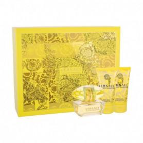 Versace Yellow Diamond Woda toaletowa 50ml zestaw upominkowy