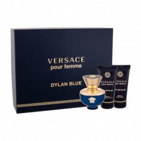 Versace Pour Femme Dylan Blue Woda perfumowana 50ml zestaw upominkowy