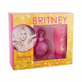Britney Spears Fantasy Woda perfumowana 100ml zestaw upominkowy
