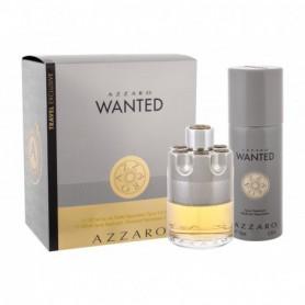 Azzaro Wanted Woda toaletowa 100ml zestaw upominkowy