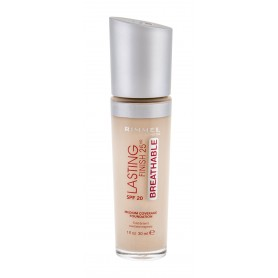 Rimmel London Lasting Finish Breathable 25HR SPF20 Podkład 30ml 100 Ivory