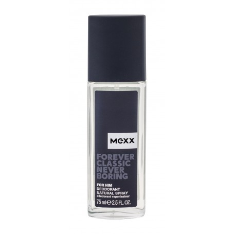Mexx Forever Classic Never Boring Dezodorant 75ml