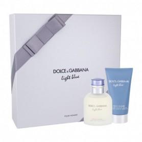Dolce&Gabbana Light Blue Pour Homme Woda toaletowa 75ml zestaw upominkowy