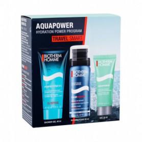 Biotherm Homme Aquafitness Żel pod prysznic 40ml zestaw upominkowy