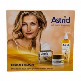 Astrid Beauty Elixir Krem do twarzy na dzień 50ml zestaw upominkowy