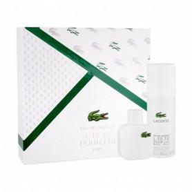 Lacoste Eau De Lacoste L.12.12 Blanc Woda toaletowa 50ml zestaw upominkowy
