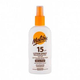 Malibu Lotion Spray SPF15 Preparat do opalania ciała 200ml