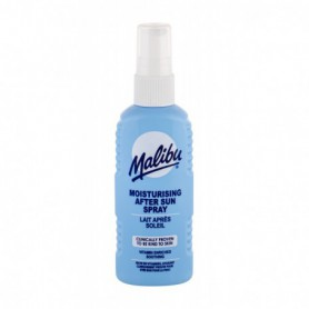 Malibu After Sun Moisturising After Sun Spray Preparaty po opalaniu 100ml