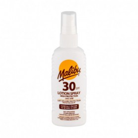 Malibu Lotion Spray SPF30 Preparat do opalania ciała 100ml