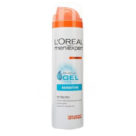 L´Oréal Paris Men Expert Sensitive Żel do golenia 200ml
