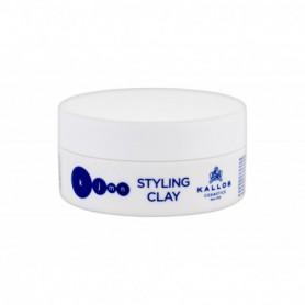Kallos Cosmetics KJMN Styling Clay Stylizacja włosów 100ml