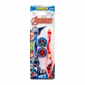 Marvel Avengers Toothbrush Szczoteczka do zębów 1szt zestaw upominkowy