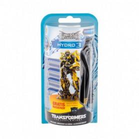 Wilkinson Sword Hydro 3 Transformers Maszynka do golenia 1szt zestaw upominkowy