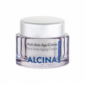 ALCINA Rich Anti-Aging Cream Krem do twarzy na dzień 50ml