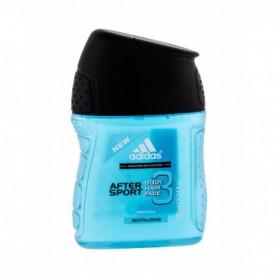 Adidas After Sport 3in1 Żel pod prysznic 100ml