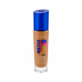 Rimmel London Match Perfection SPF20 Podkład 30ml 400 Natural Beige