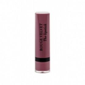 BOURJOIS Paris Rouge Velvet The Lipstick Pomadka 2,4g 17 From Paris With Mauve