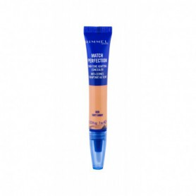Rimmel London Match Perfection 2in1 Concealer & Highlighter Korektor 7ml 020 Soft Ivory