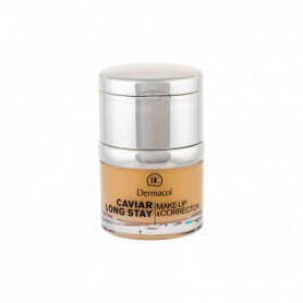 Dermacol Caviar Long Stay Make-Up & Corrector Podkład 30ml 1,5 Sand