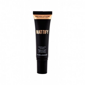 Makeup Revolution London Mattify Baza pod makijaż 28ml