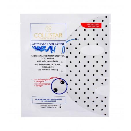 Collistar Pure Actives Micromagnetic Mask Collagen Maseczka do twarzy 1szt