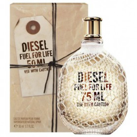 Diesel Fuel For Life Femme Woda perfumowana 75ml tester