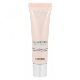 Biotherm Aquasource SPF15 Krem BB 30ml Fair To Medium tester