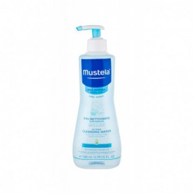 Mustela Bébé PhysiObébé Cleansing Water Woda do ciała 500ml