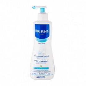 Mustela Bébé Cleansing Gel Żel pod prysznic 500ml