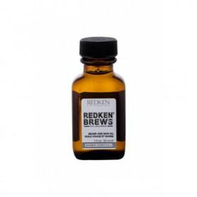 Redken Brews Beard and Skin Oil Olejek do zarostu 30ml