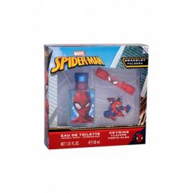 Marvel Spiderman Woda toaletowa 30ml zestaw upominkowy