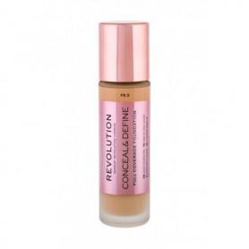 Makeup Revolution London Conceal & Define Podkład 23ml F8,5