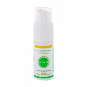 Ecocera Dry Shampoo Oily Hair Suchy szampon 15g