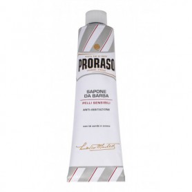 PRORASO White Shaving Soap In A Tube Pianka do golenia 150ml