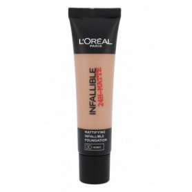 L´Oréal Paris Infallible 24h-Matte Podkład 35ml 30 Honey