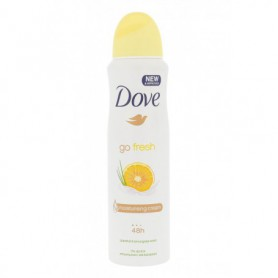 Dove Go Fresh Grapefruit & Lemongrass 48h Antyperspirant 150ml