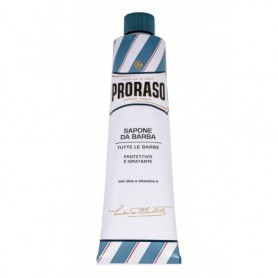 PRORASO Blue Shaving Soap In A Tube Pianka do golenia 150ml